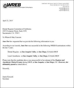 CA_Dental-Hygiene-History-Letter